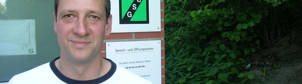A-Jugend Trainer Michael Wierling